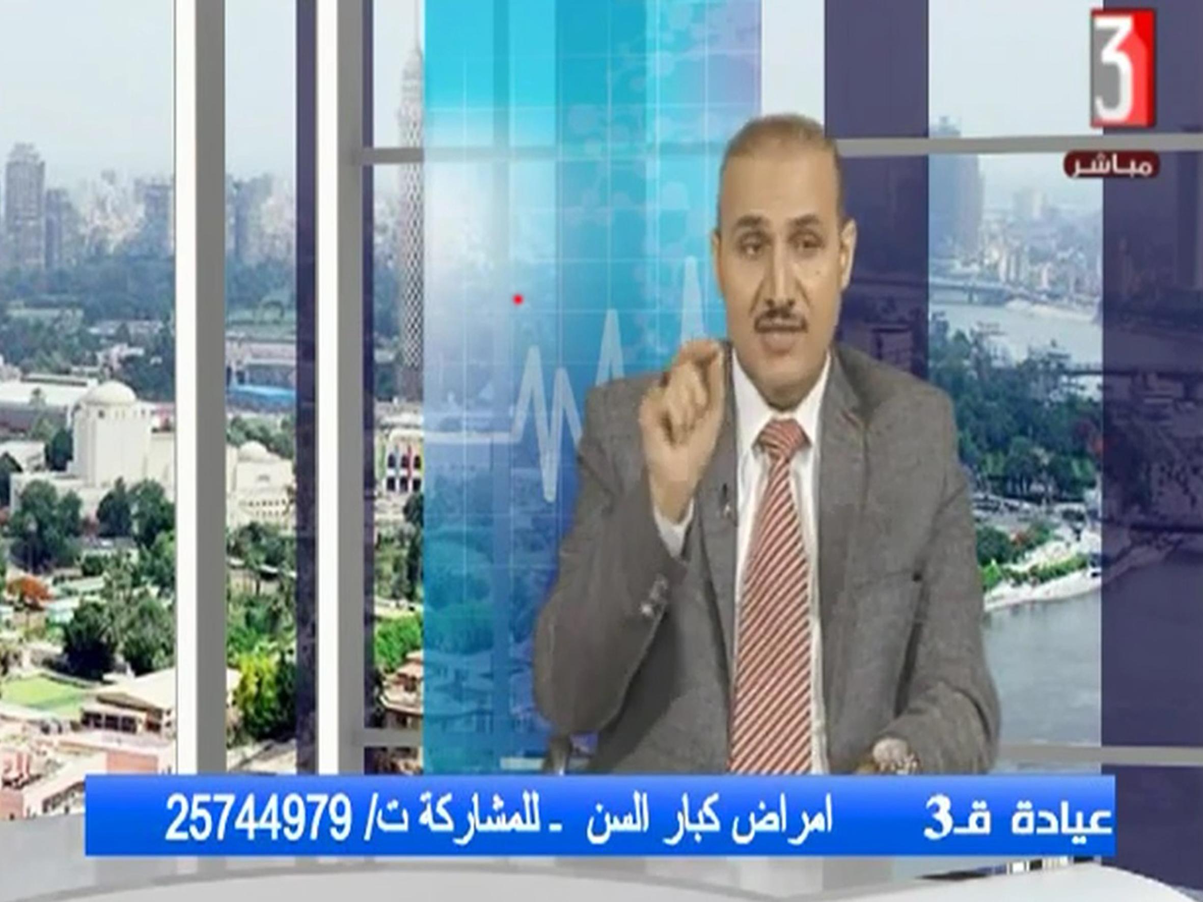 دكتور سيد الخشت , أفضل أطباء الحالات الحرجة في مصر 1